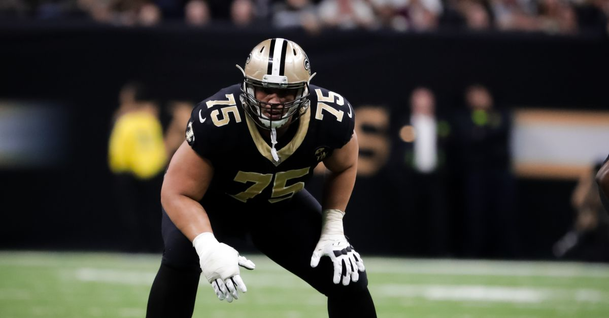 Saints 2019 Year in Review: Andrus Peat