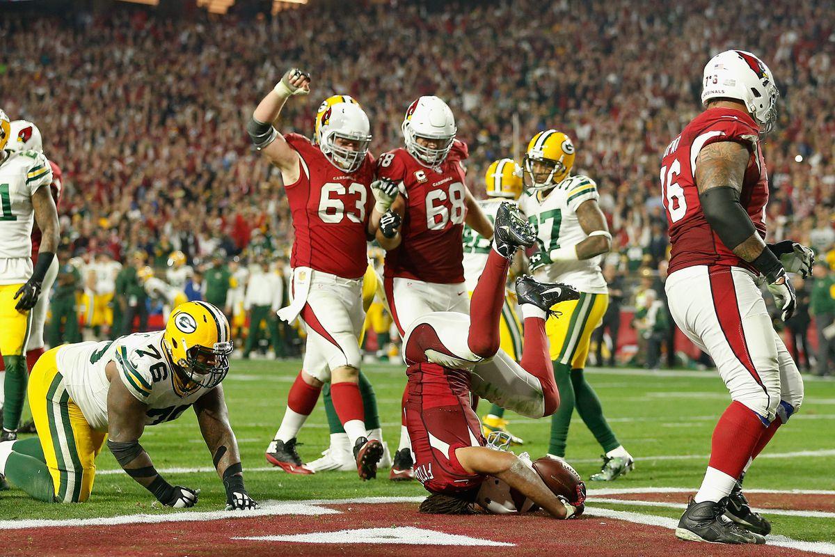 Divisional Round - Green Bay Packers v Arizona Cardinals