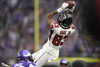 hot sale online c6bf7 4c63a Russell Gage News, Stats, Photos | Atlanta Falcons