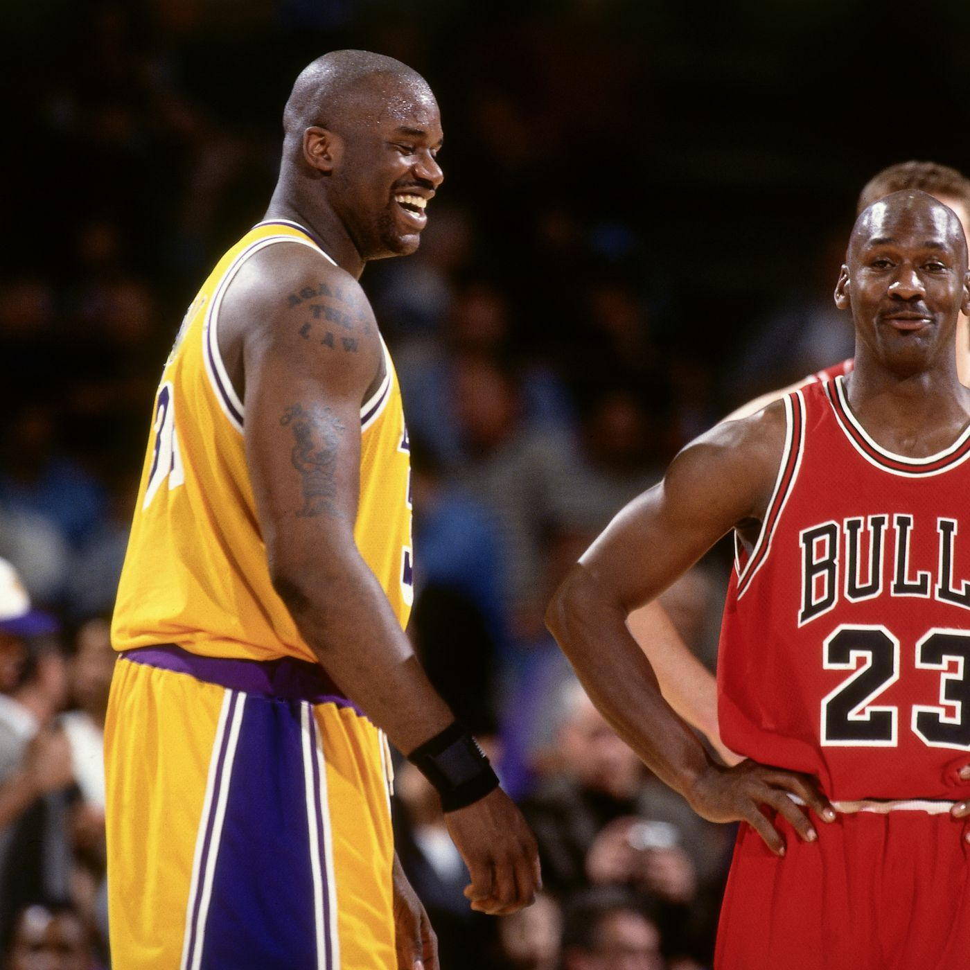 Lakers: Shaq says he and Kobe Bryant would have 'easily' beaten ...