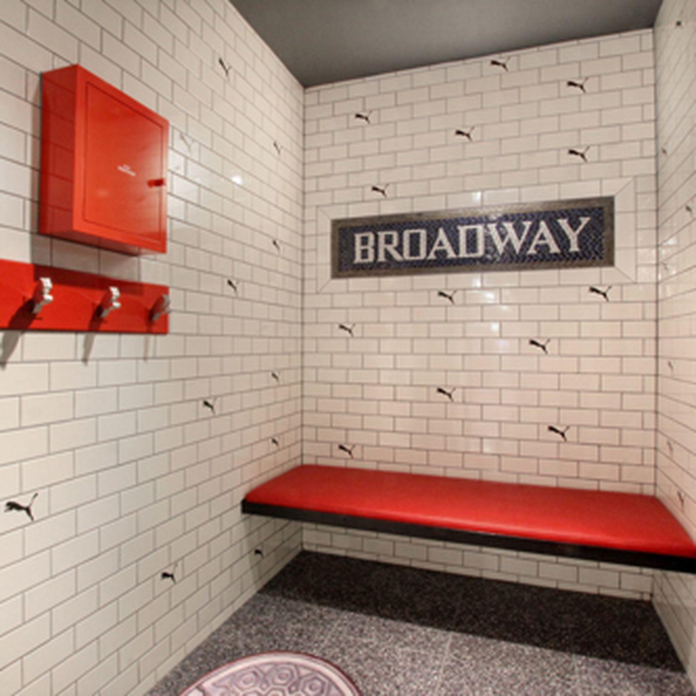 Puma Brings the Subway Above Ground and Into Its Soho Store - Racked NY 6c9b17c47385