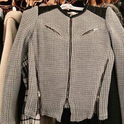 Iro Caylon jacket, $247.50 (was $825)