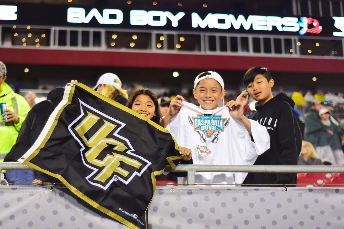 Bad Boy Mowers Gasparilla Bowl - Central Florida v Marshall