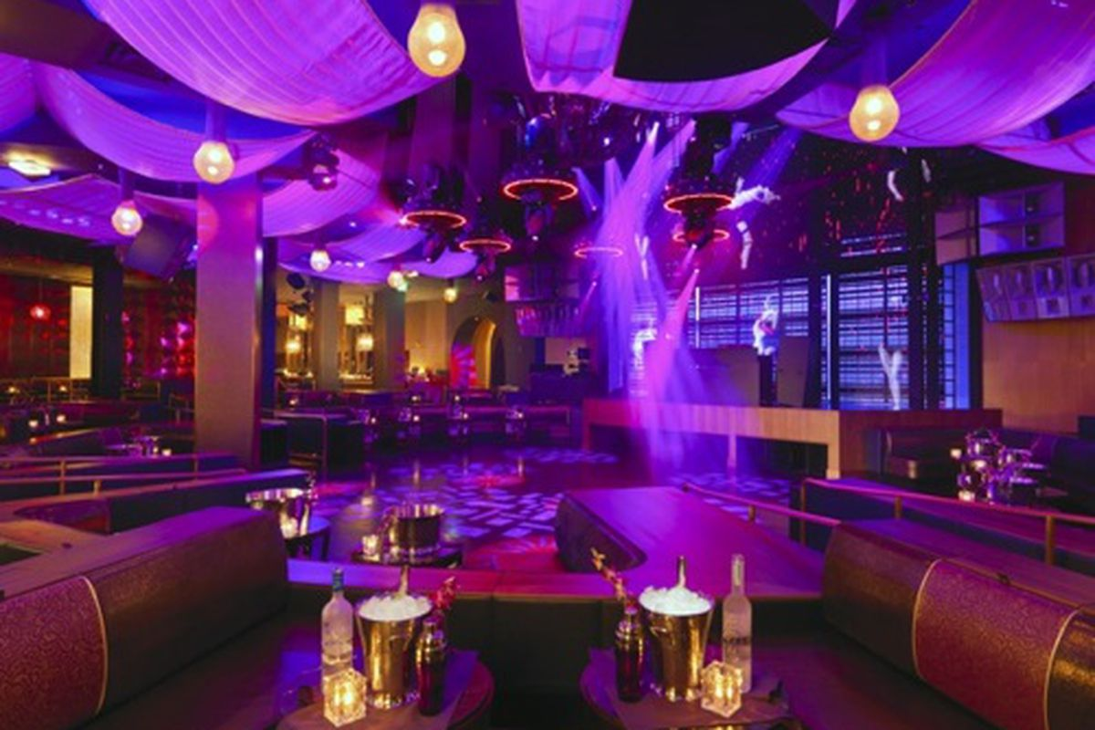 Marquee Nightclub at the Cosmopolitan