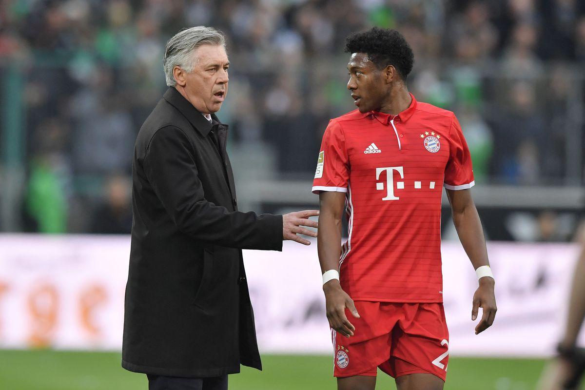 1. Bundesliga, Gladbach - FC Bayern Muenchen