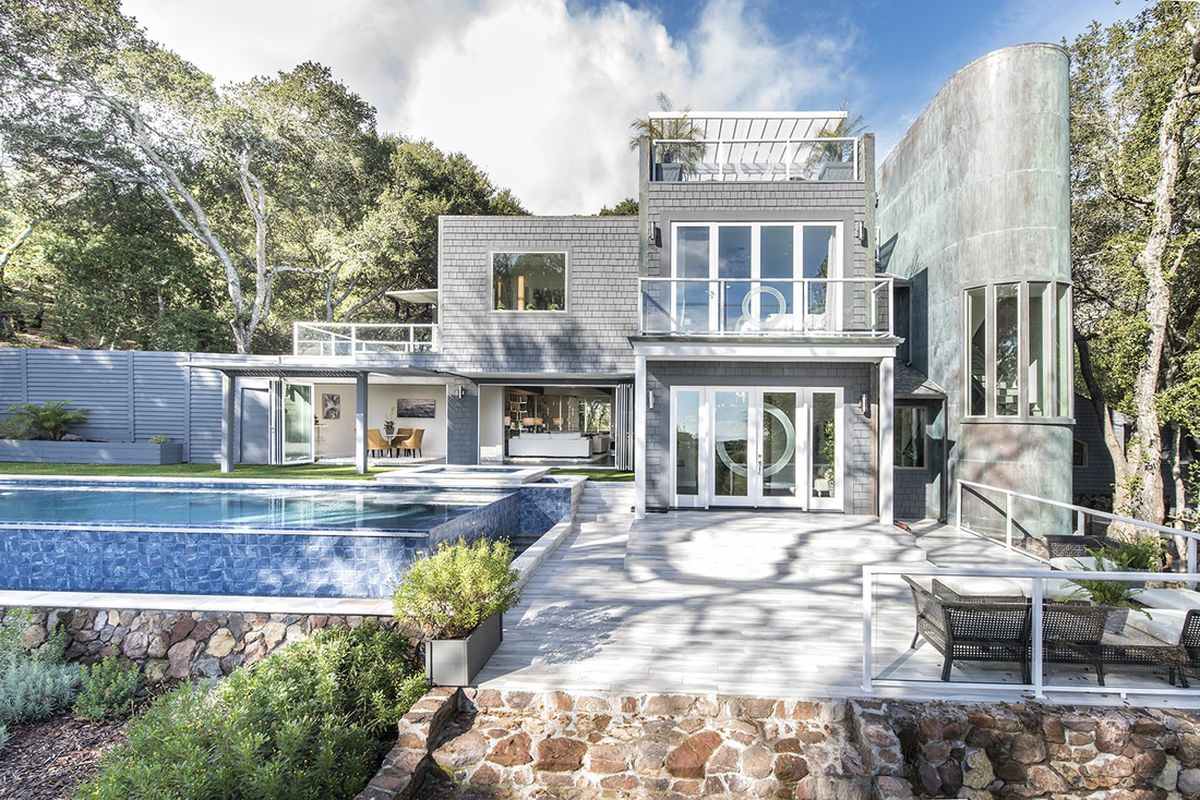 $4.8M Sonoma home epitomizes 1980s elegance - Curbed SF