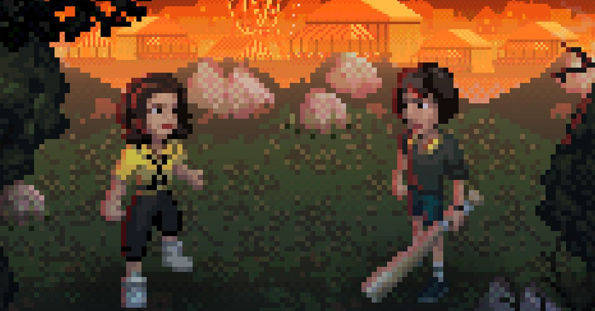 Stranger Things 3: The Game launches July 4 and plays like an SNES game