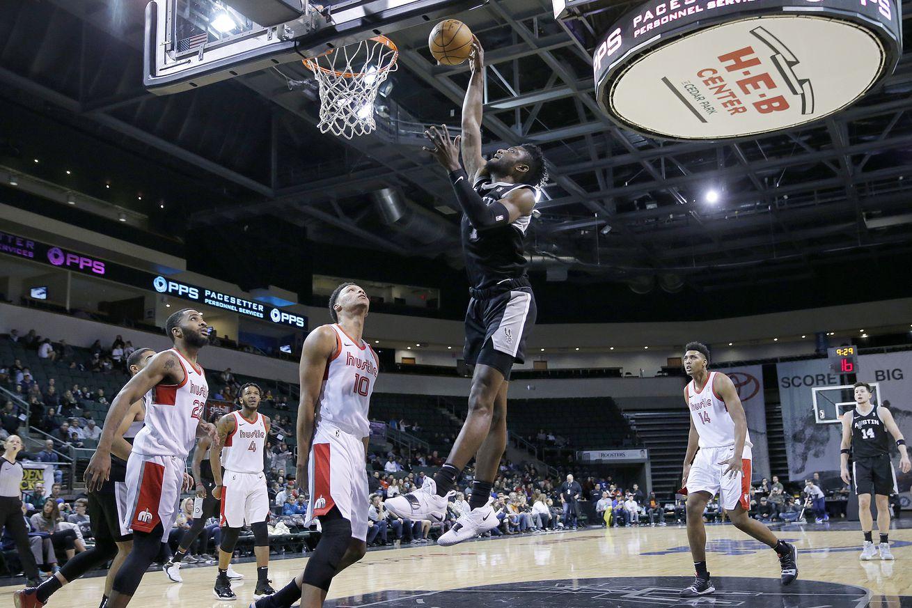Memphis Hustle v Austin Spurs