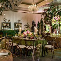 """""""I love this wedding because we recreated spring in the middle of winter.  You could feel everyone lighten as they entered the room; everyone's energy changed as they moved from a cold and dreary March night into a room exuding with springtime."""""""