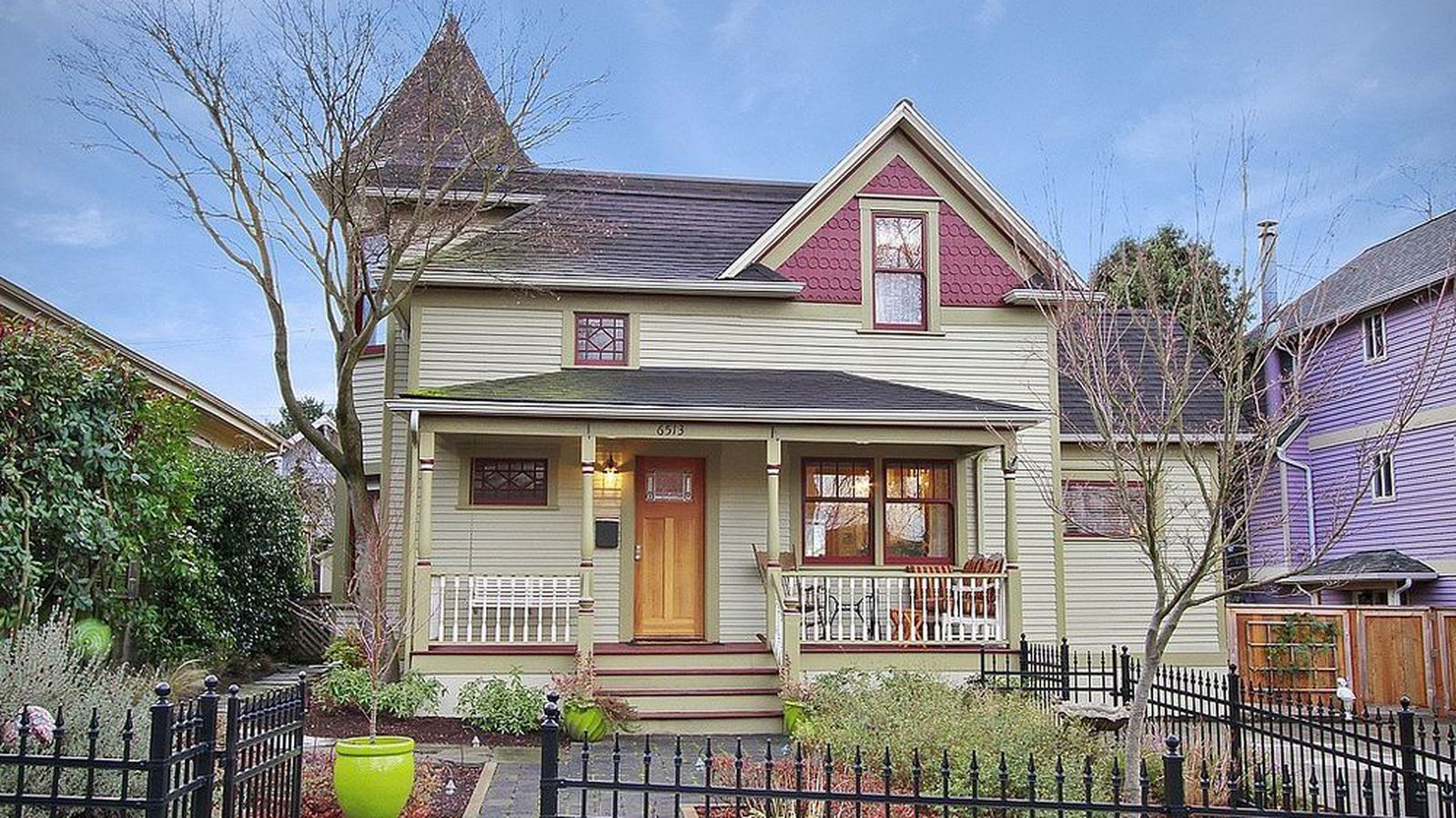 5 of our favorite seattle area homes from december for New home builders in seattle area