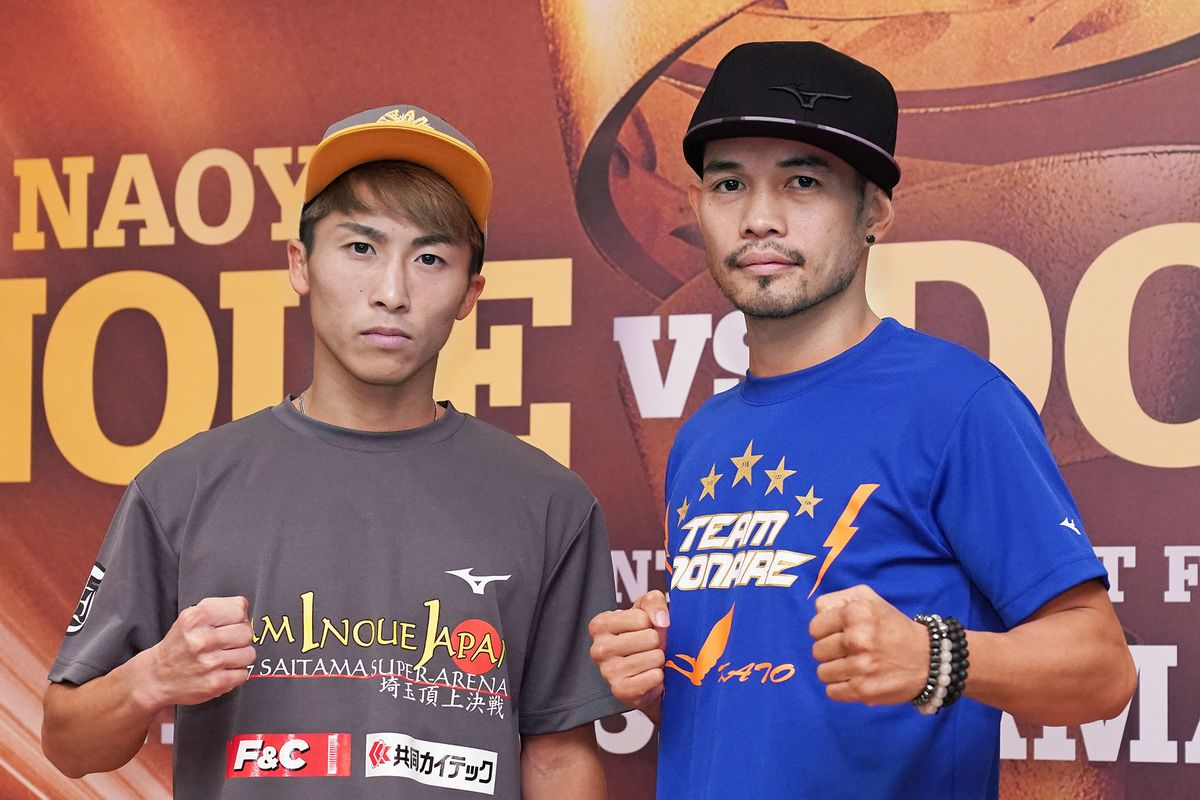 How To Watch Naoya Inoue Vs Nonito Donaire Start Time Tv Listings Bad Left Hook
