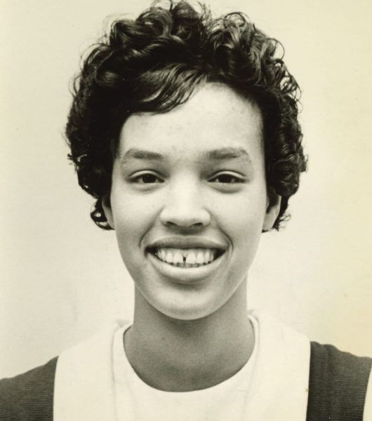 A young Toni Preckwinkle.