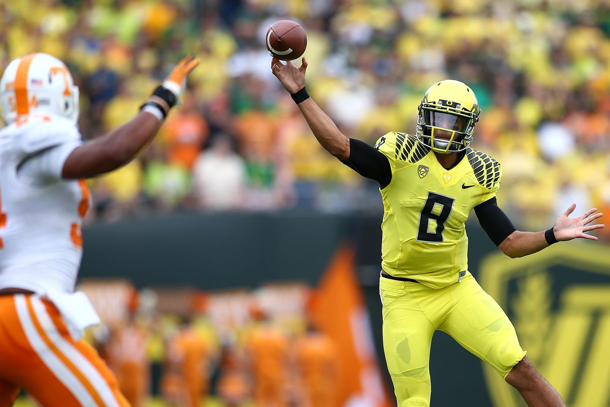Ducks have flown to number one on my own personal Top 25