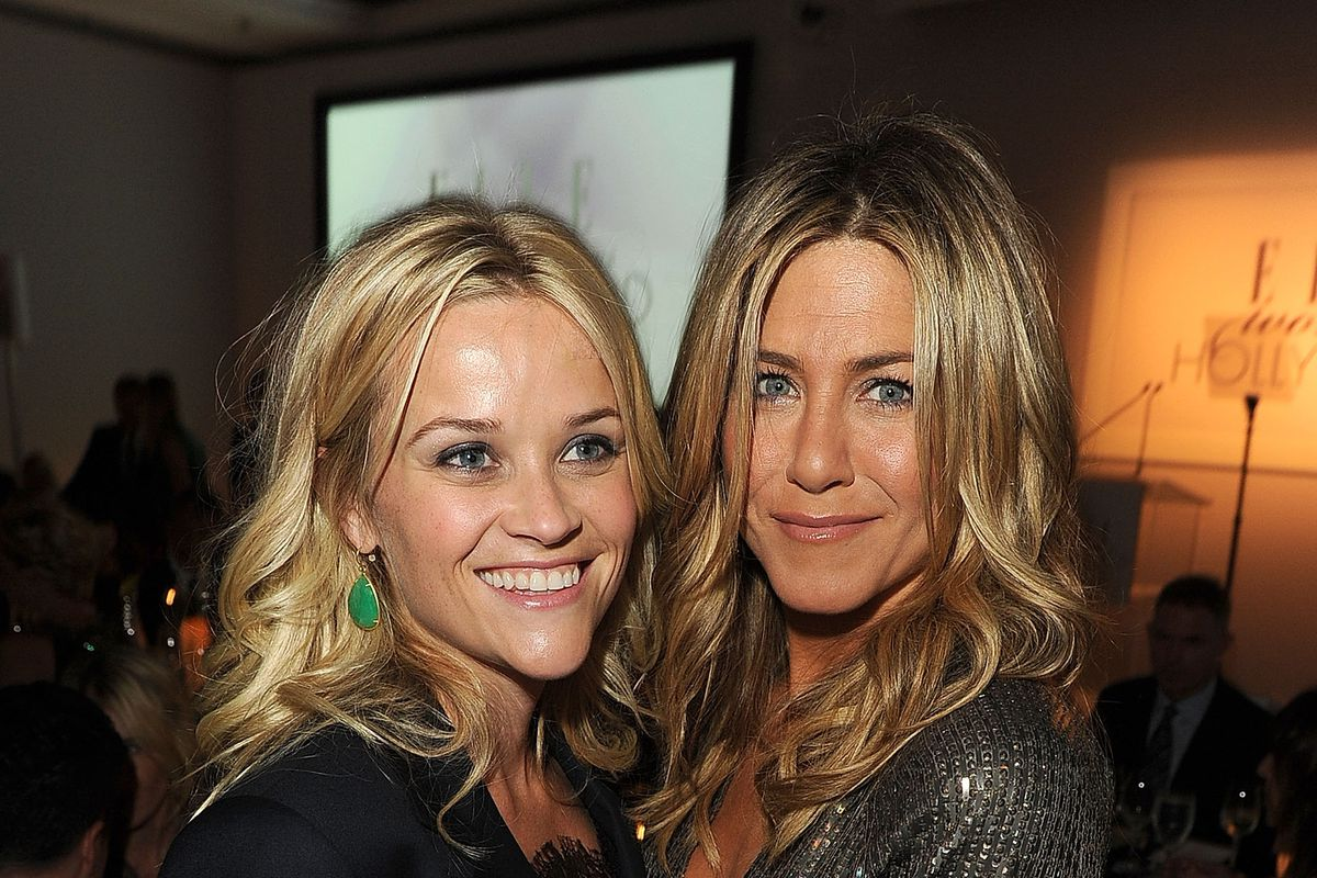 Reese Witherspoon & Jennifer Aniston Starring in Apple TV Series