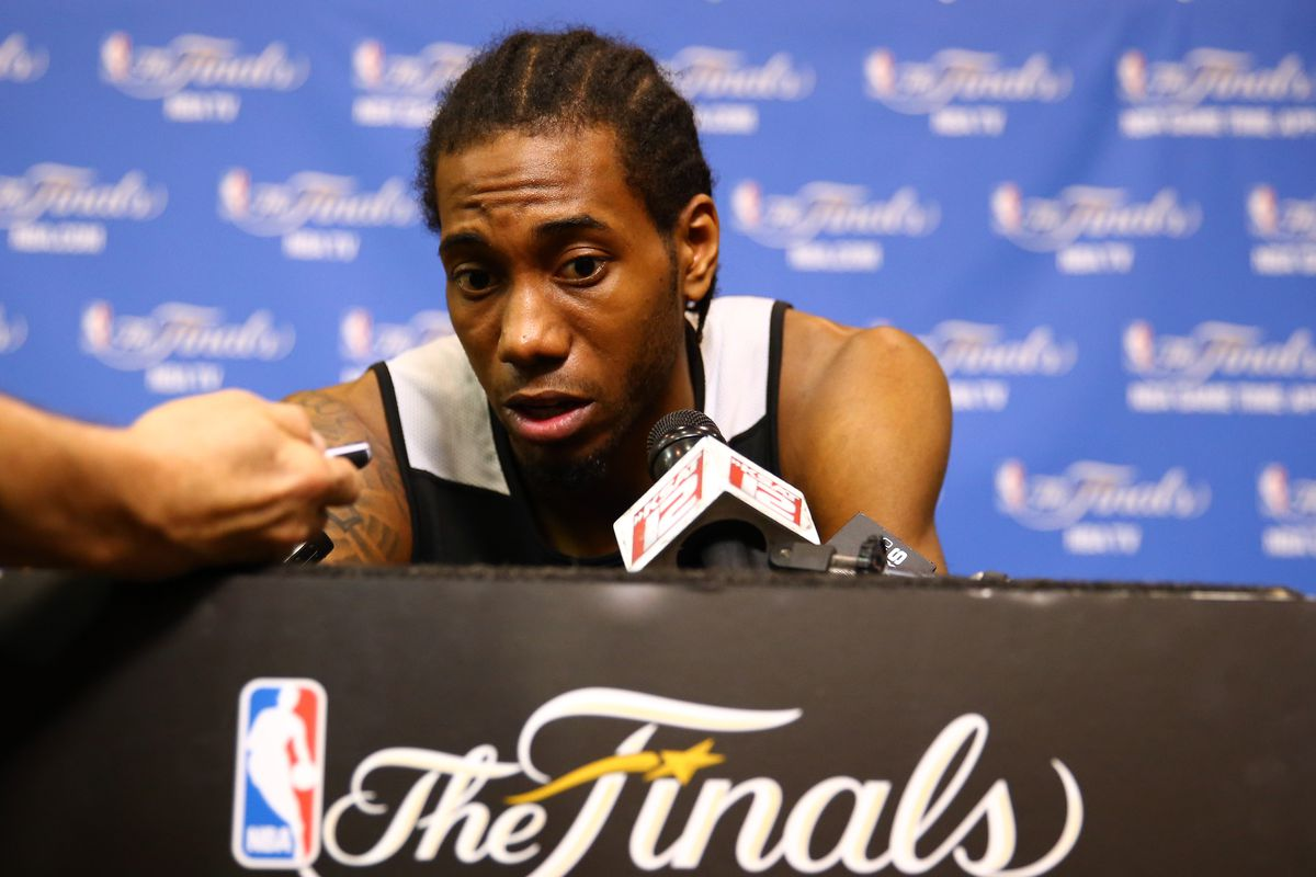 2014 NBA Finals - Practice Day And Media Availability
