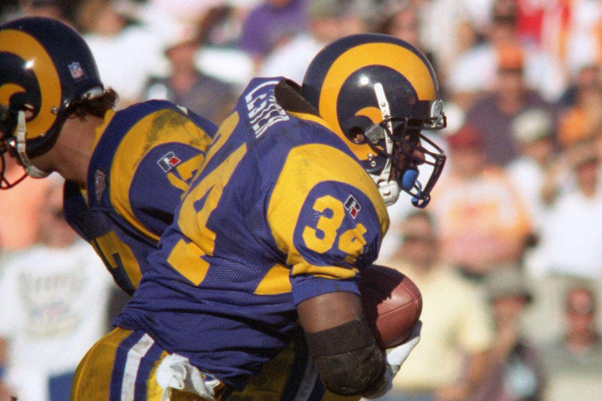 Los Angeles Rams v Tampa Bay Buccaneers