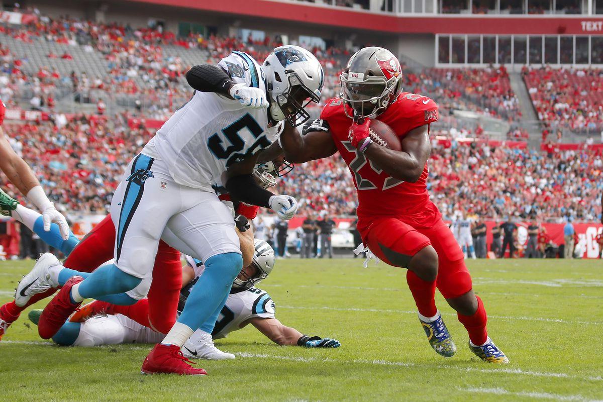NFL: DEC 02 Panthers at Buccaneers