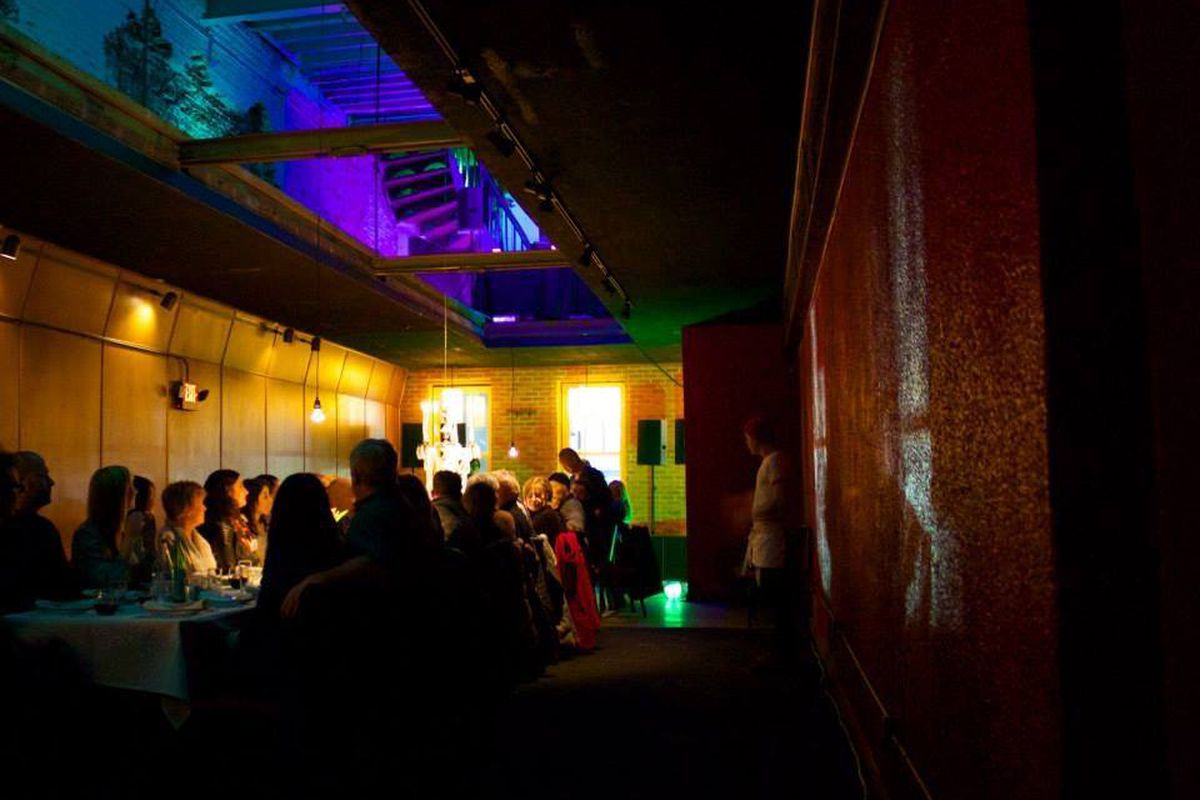 Steven Reaume recently hosted his pop-up, NOODL, in The Whiskey Parlor.