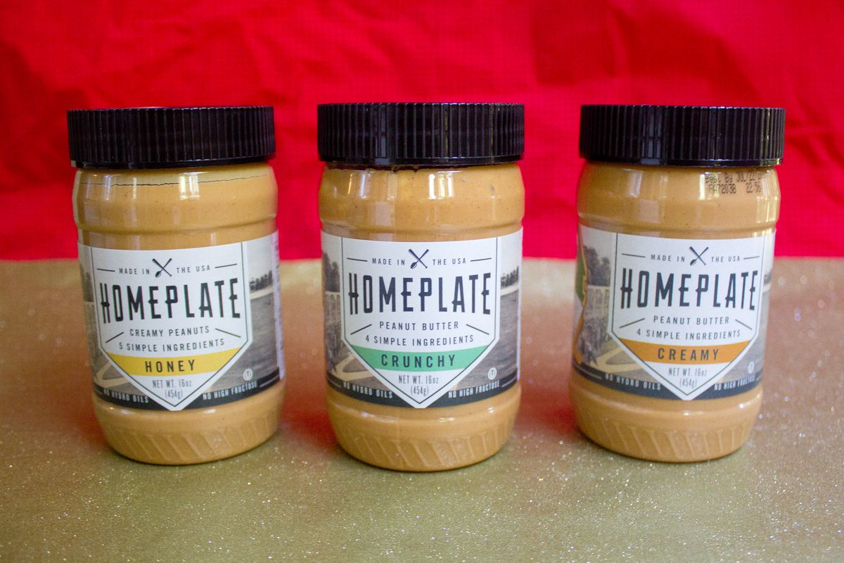 HomePlate's peanut butters
