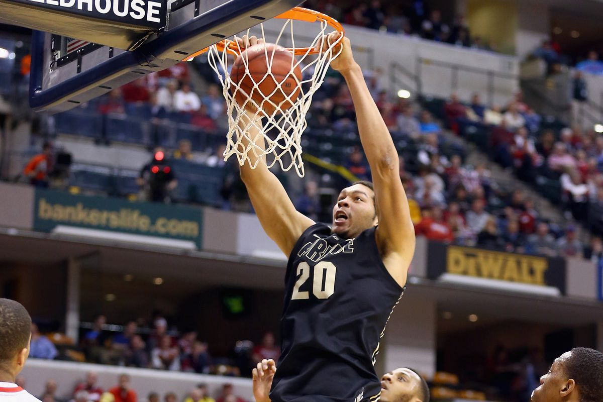 Hammnons will need to have a huge year for Purdue to compete in the Big Ten