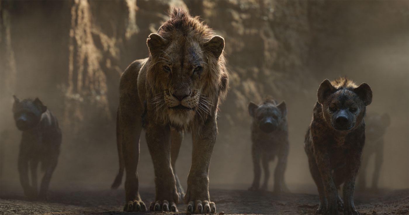 Lion King 2019 Review Disney S Live Action Update Is Pretty But