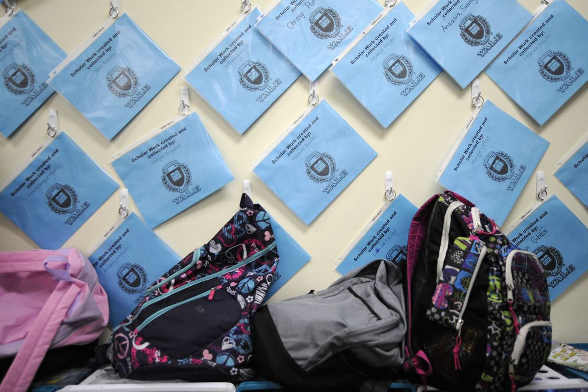 Indianapolis Public Schools received a $100,000 grant to promote partnership with charter schools.