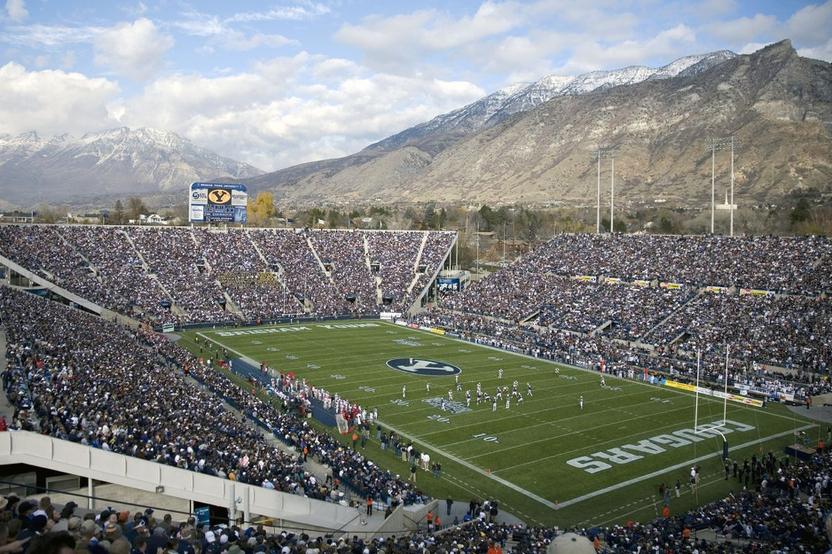 The NCAA will no longer accept online courses taken at Brigham Young University.