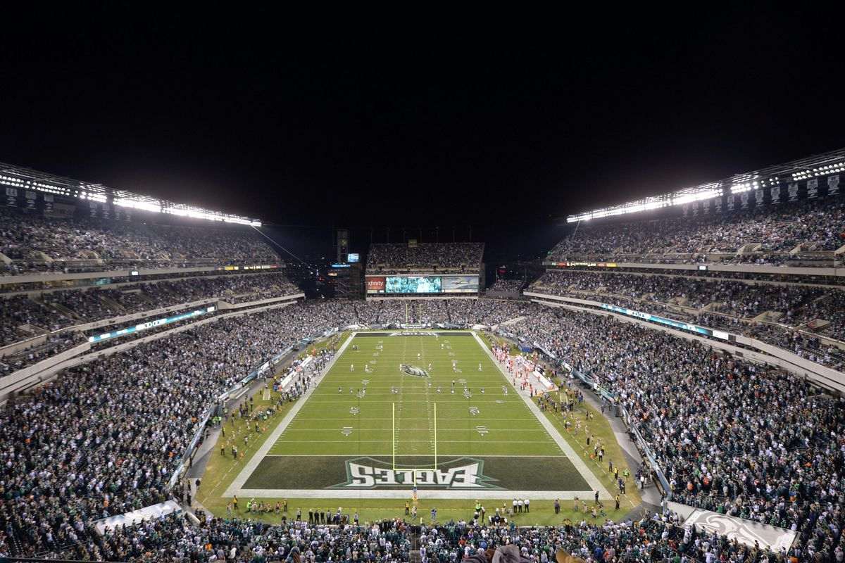 Lincoln Financial Field is Get...