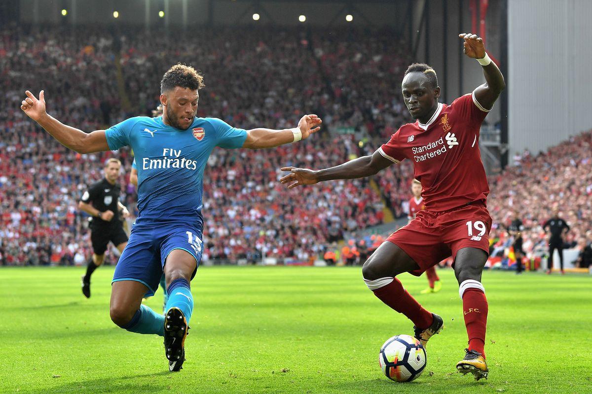 Liverpool v Arsenal - Premier League
