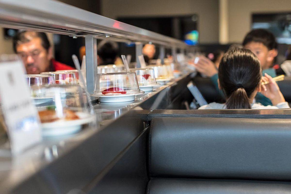 Sapporo Revolving Sushi