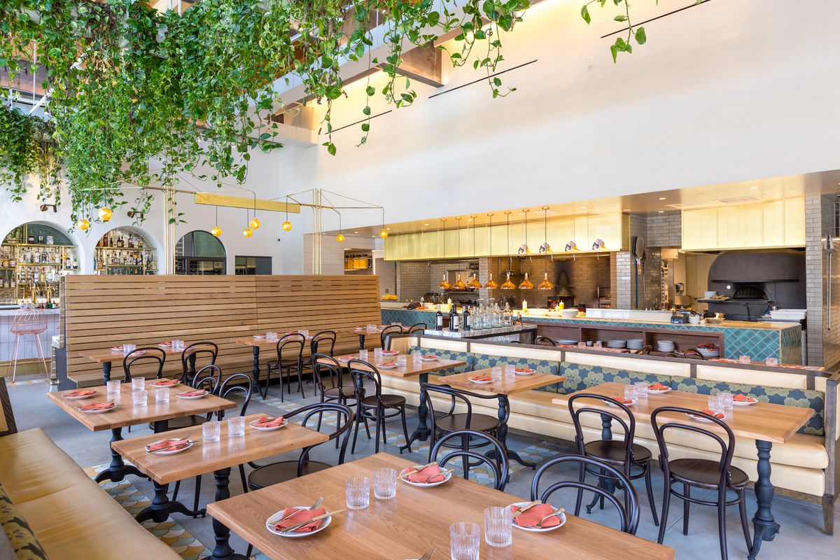 Eater la best dating cafe