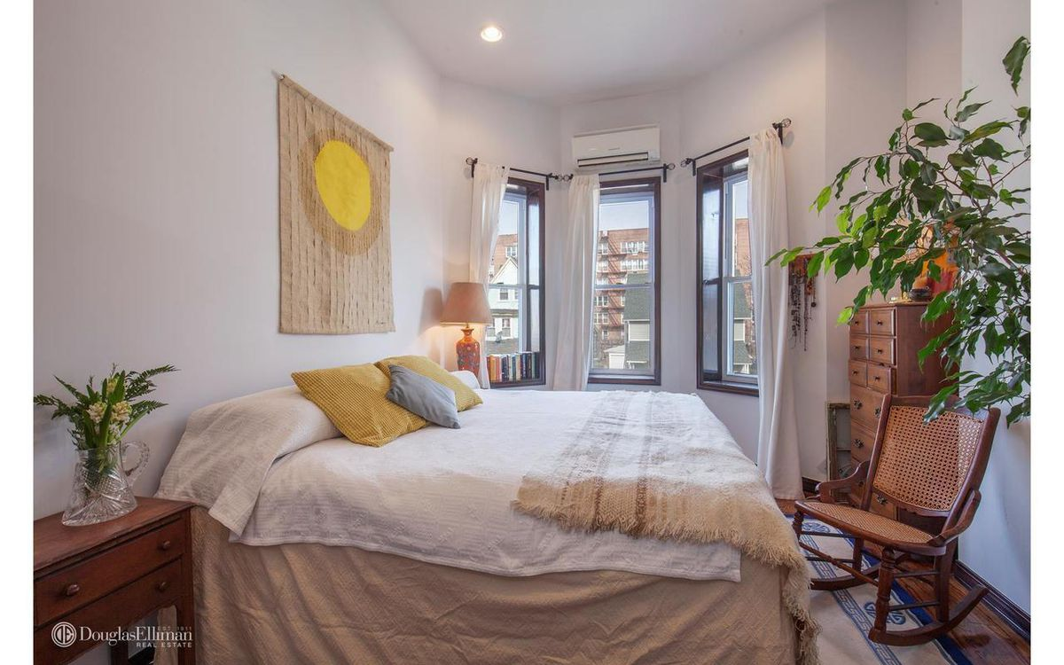 112-year-old home in Prospect Lefferts Gardens with private parking ...