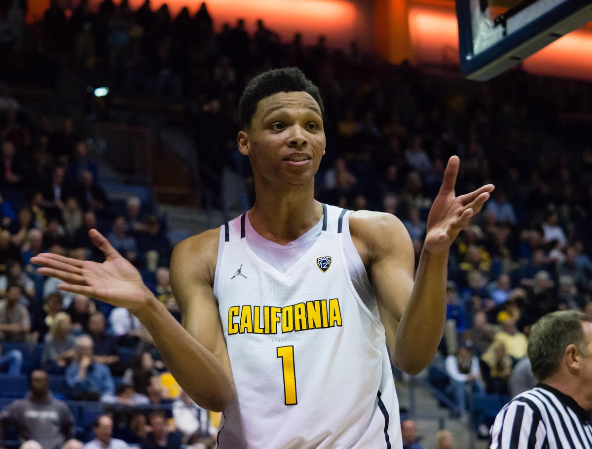 The Los Angeles Lakers pick Ivan Rabb from California with the No. 28 overall selection in the Blazer's Edge 2017 NBA Mock Draft.
