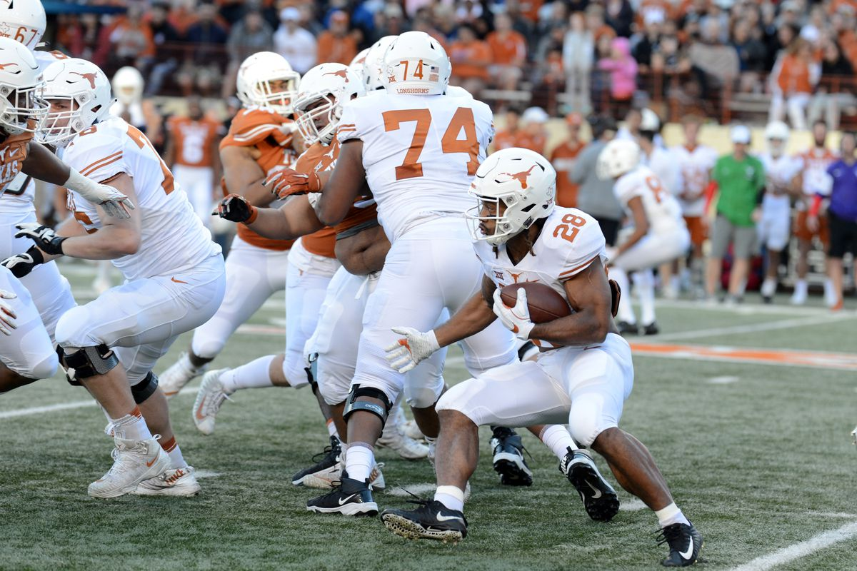 COLLEGE FOOTBALL: APR 13 Texas Spring Game