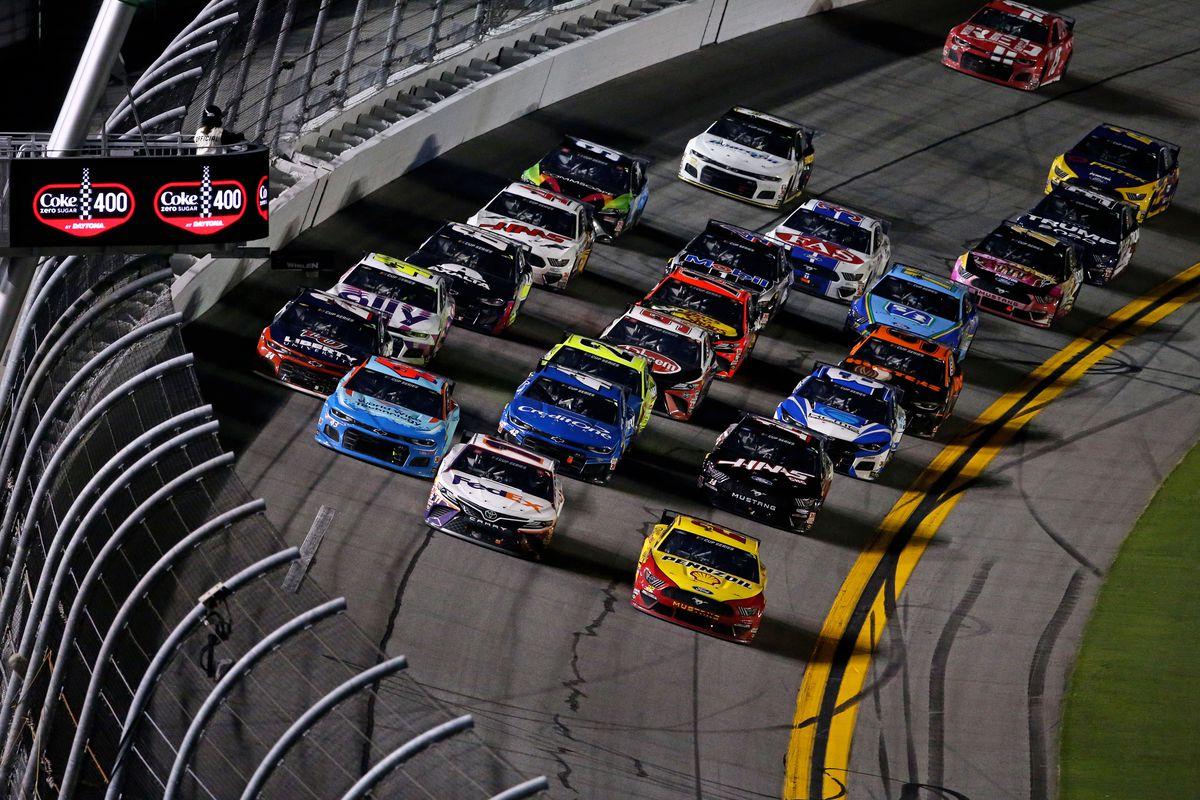 NASCAR: Coke Zero Sugar 400
