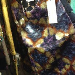 $353 sequined skirt