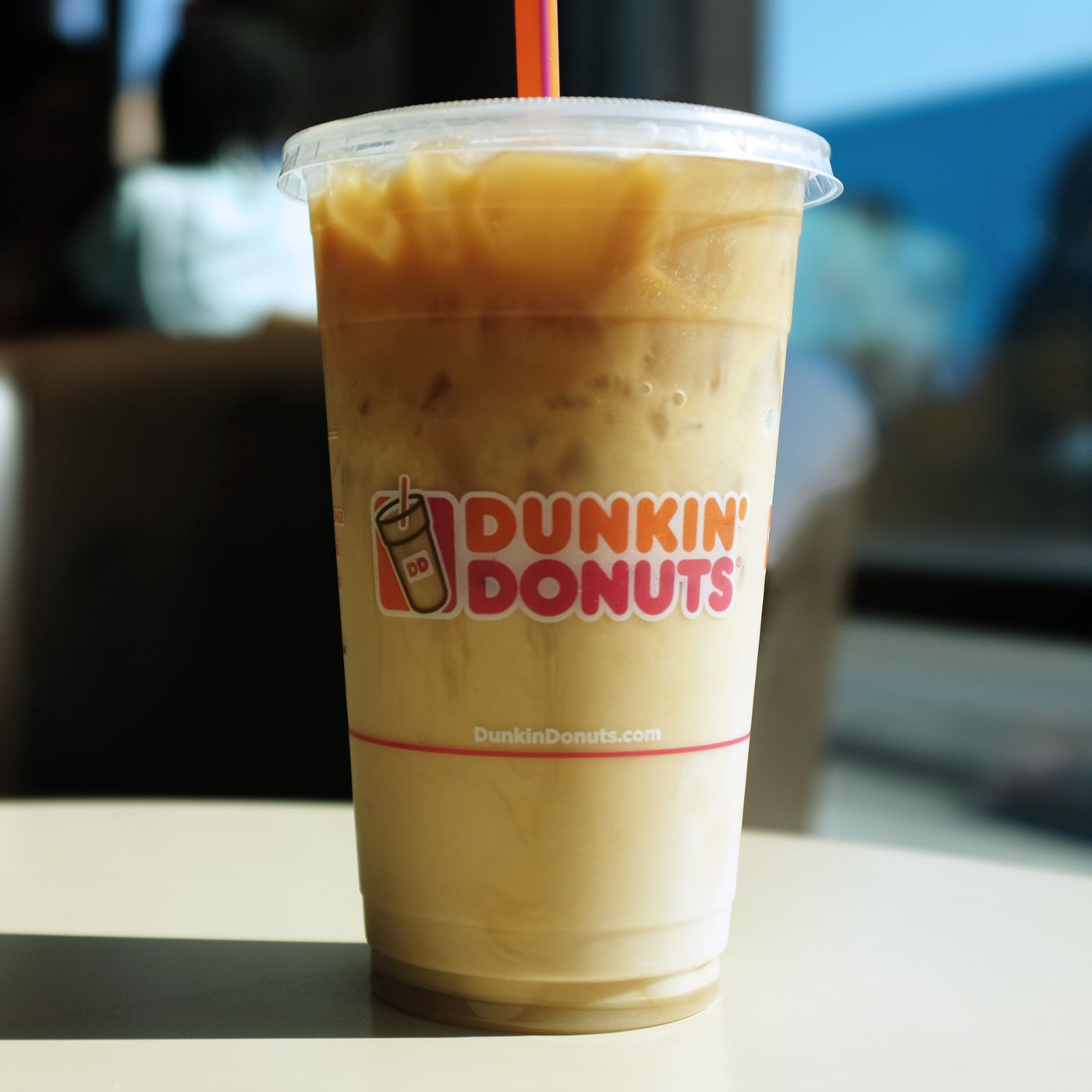 Iced Coffee For The People Eater