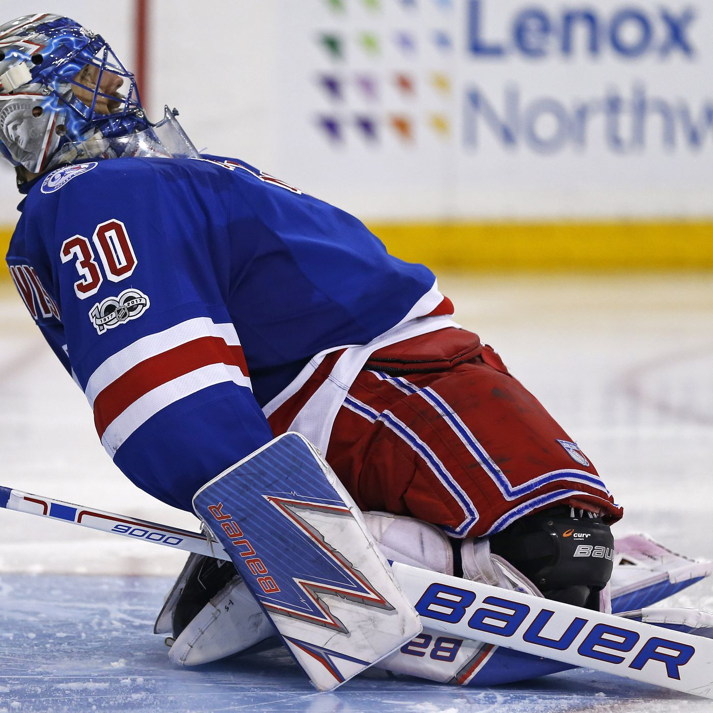 30 Days Of Lundqvist He S Making Smoothies Blueshirt Banter
