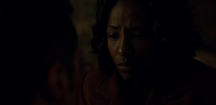 Reba is kidnapped on Hannibal.