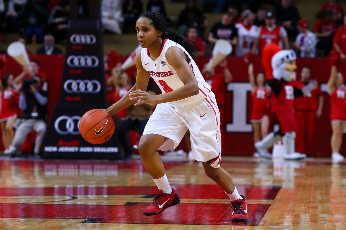 NCAA BASKETBALL: FEB 17 Women's - Illinois at Rutgers