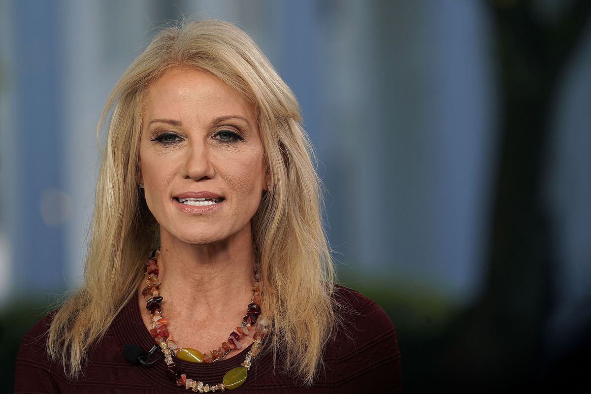 Kellyanne Conway Synagogue Shootings Due To Anti