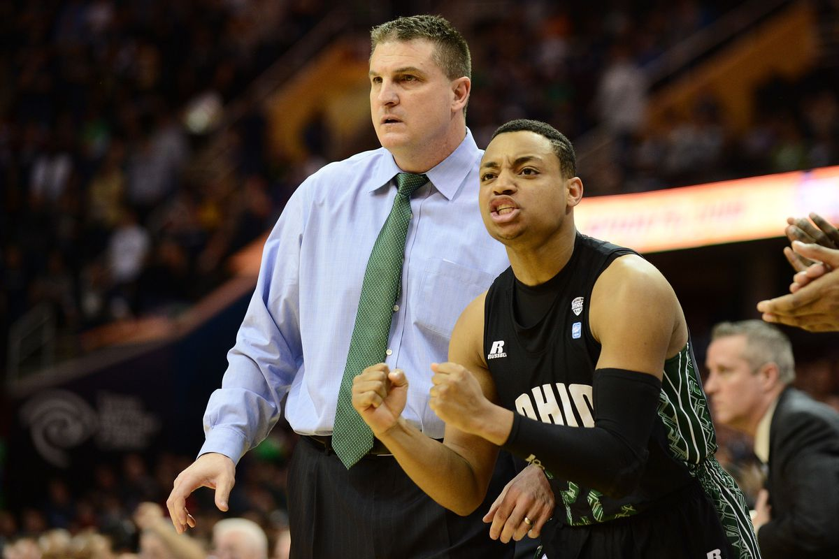 Jim Christian and the Bobcats move into the Mid-Major Top Ten after a huge victory over Toledo.