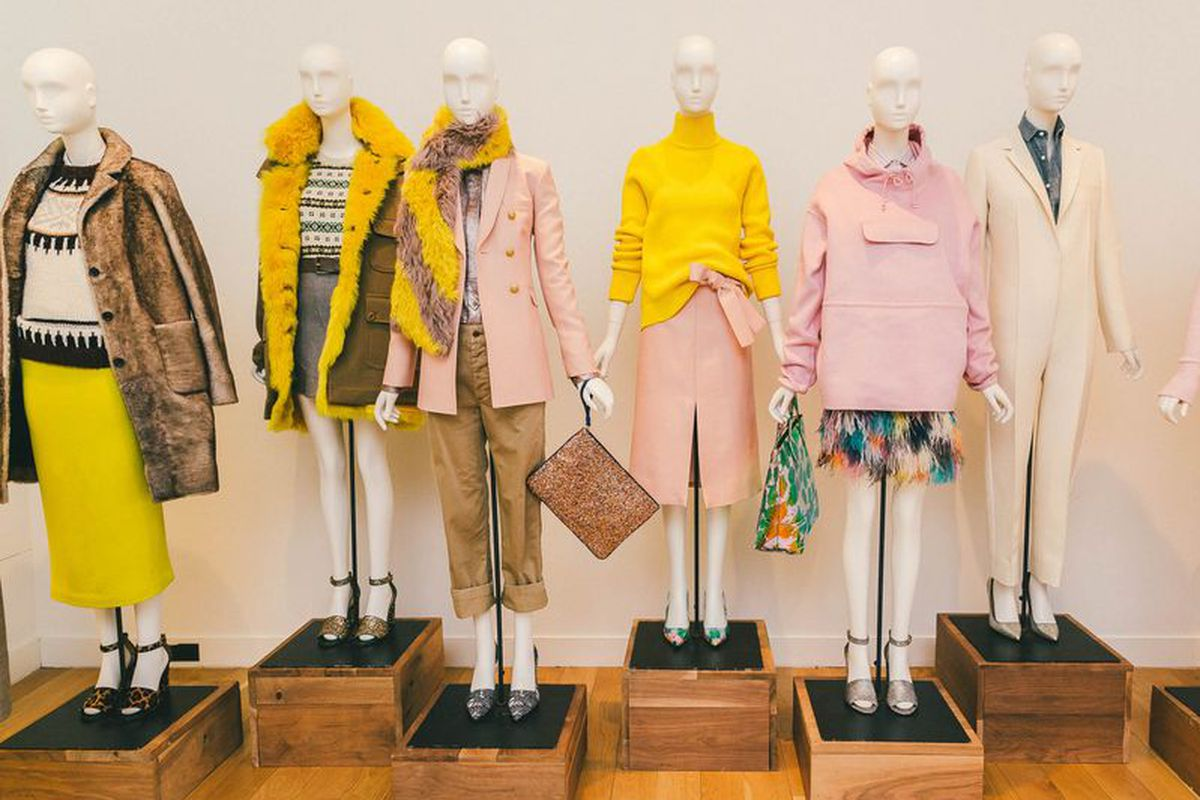 J. Crew Collection fall 2015