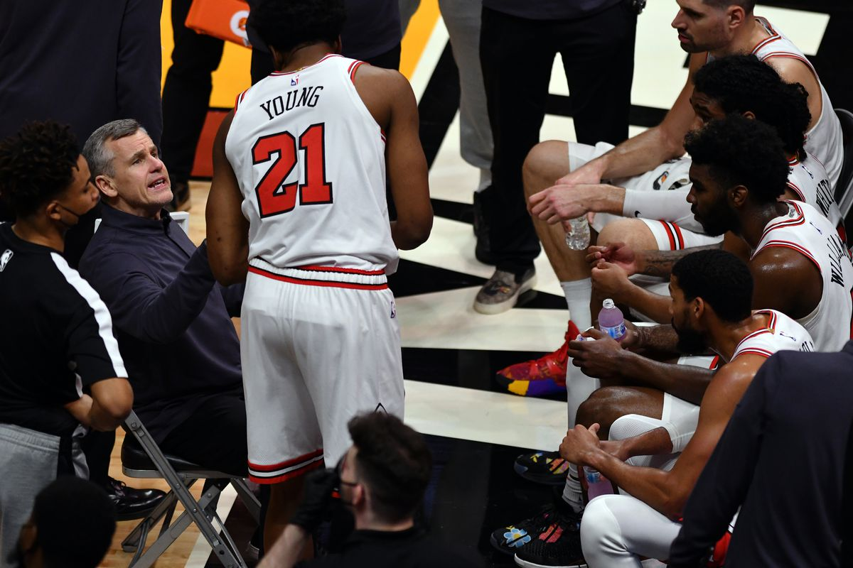NBA: Chicago Bulls at Miami Heat
