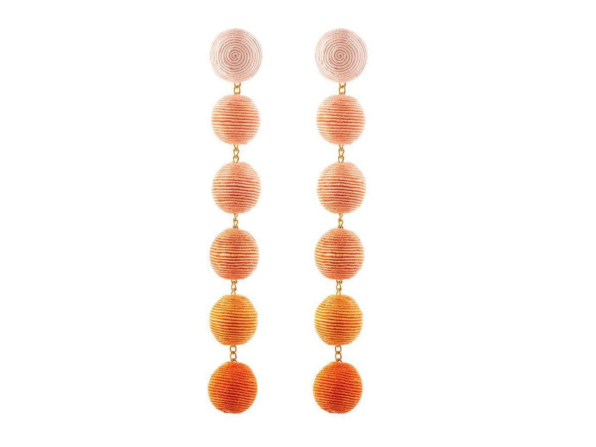 Rebecca de Ravenel Chiquita Earrings, $345