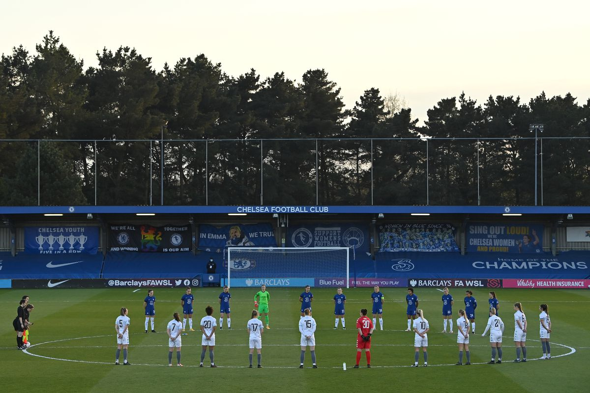 Chelsea v London City Lionesses: Vitality Women's FA Cup Fourth Round