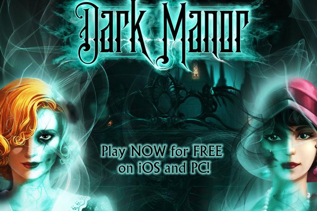 Hidden Object Game Dark Manor Arrives As Free To Play Polygon
