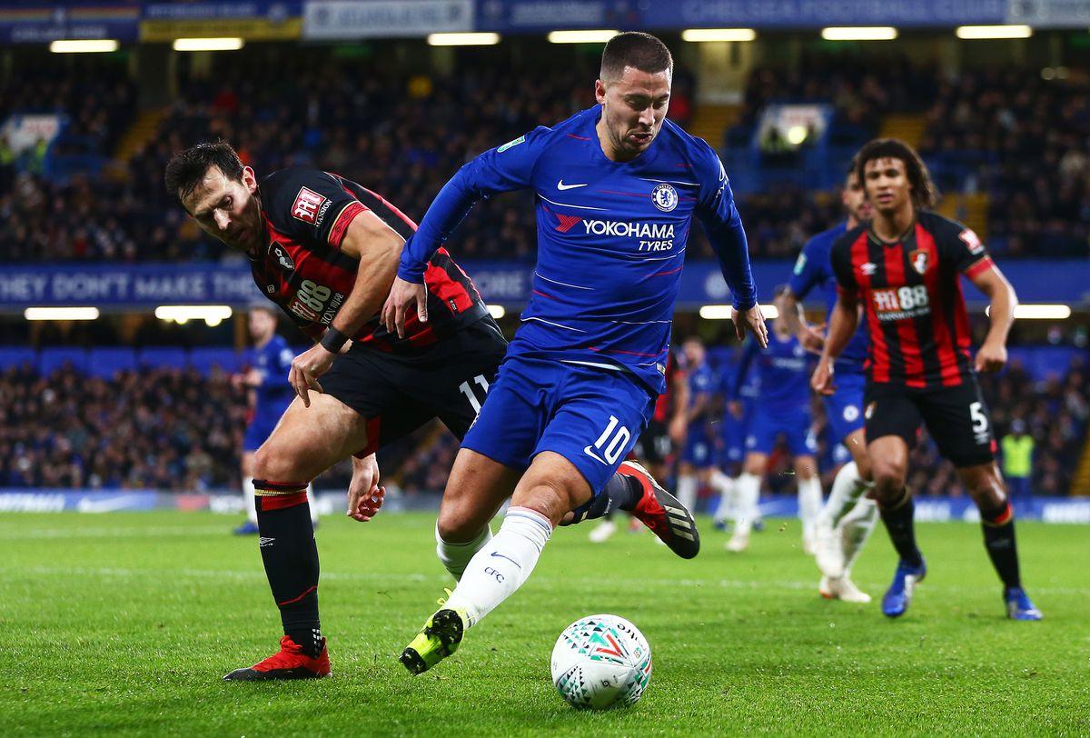 Chelsea v AFC Bournemouth - Carabao Cup: Quarter Final