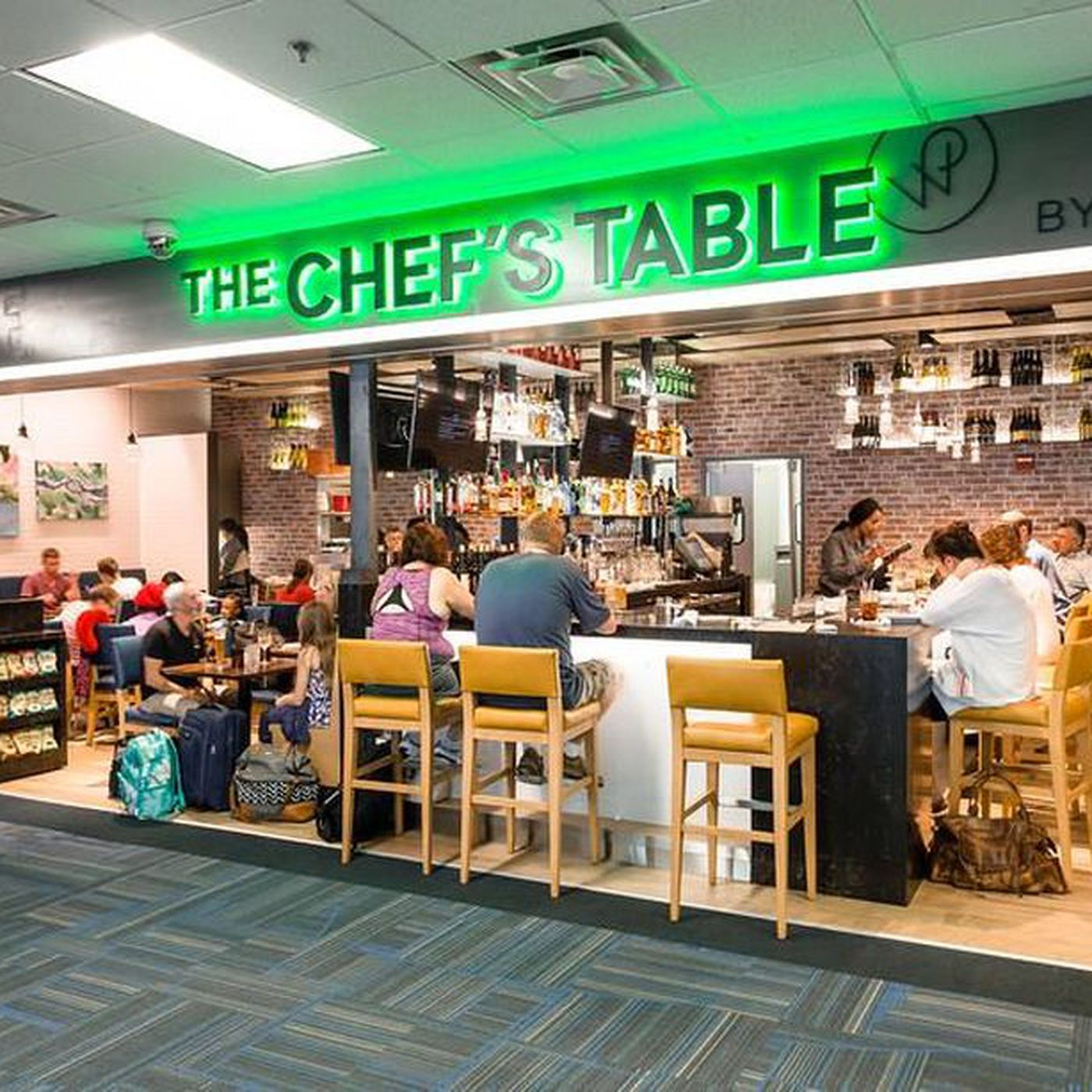 Where to Eat and Drink at Washington Dulles International Airport ...