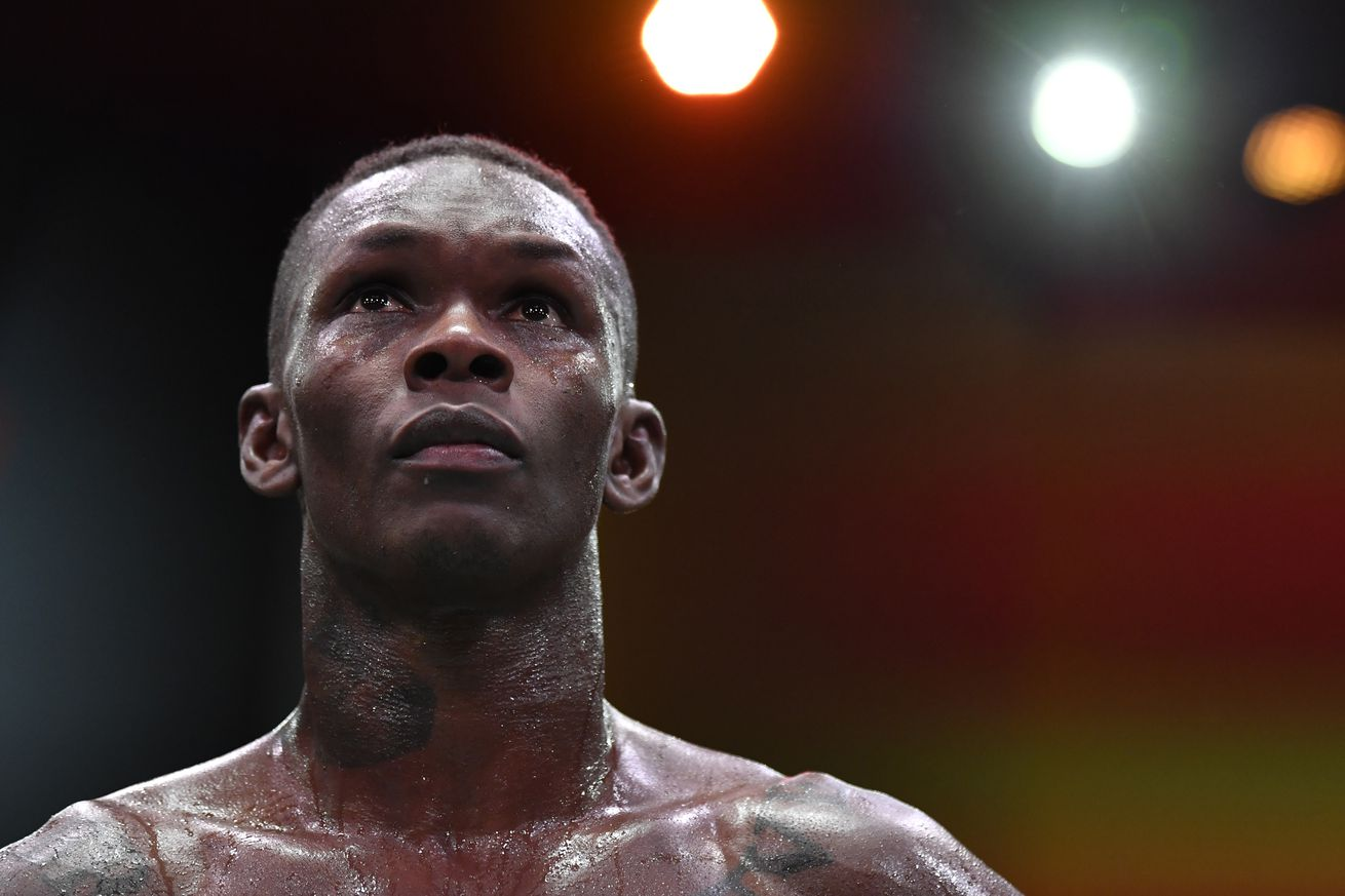 Israel Adesanya apologizes to fans after first MMA loss at UFC 259: 'I'm sorry I let you down'